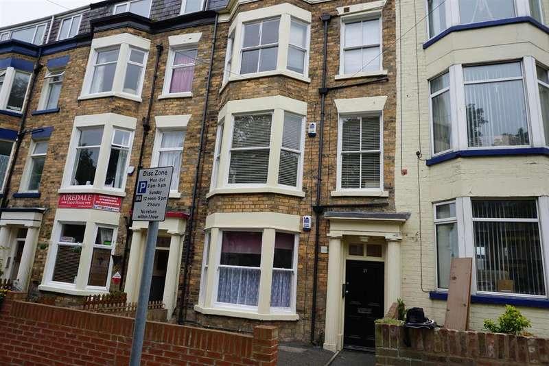 1 Bedroom Flat for sale in Trafalgar Square, Scarborough, , YO12 7PZ