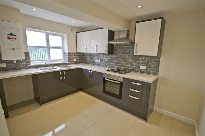 3 Bedrooms Terraced House for sale in Gladstone Street, Stockton On Tees, TS18 3EY