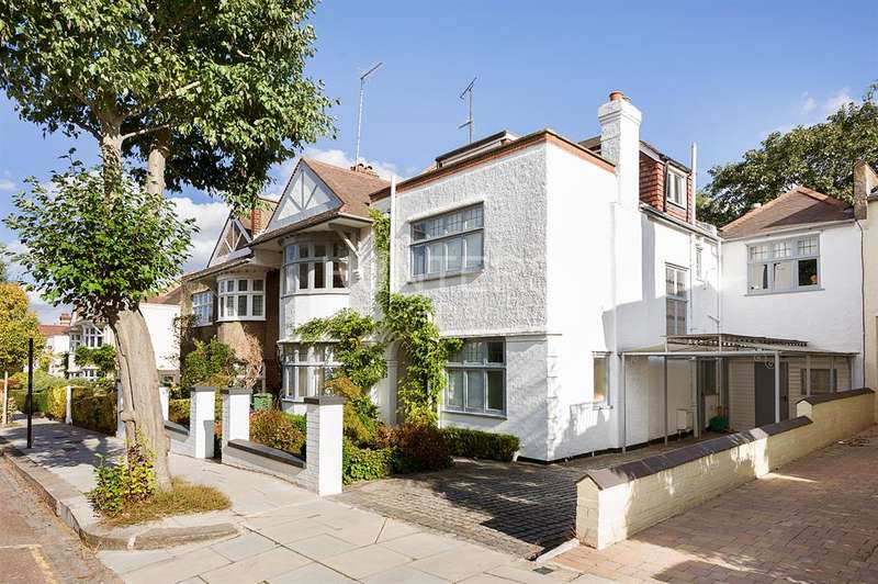 7 Bedrooms House for sale in Menelik Road, London, NW2 3RH