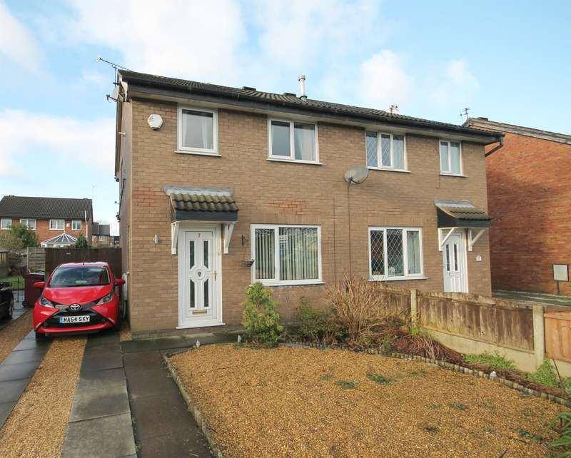 3 Bedrooms Semi Detached House for sale in Mill Street, Farnworth, Bolton, BL4 7BH