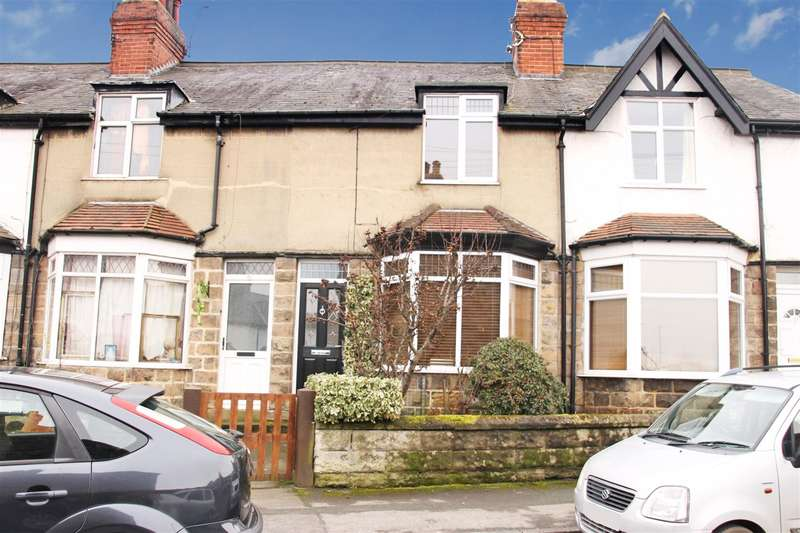 2 Bedrooms Terraced House for sale in Regent Street, Harrogate, HG1 4BE