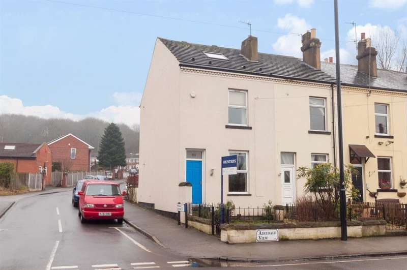 3 Bedrooms Terraced House for sale in Airedale View, Rodley, Leeds, LS13