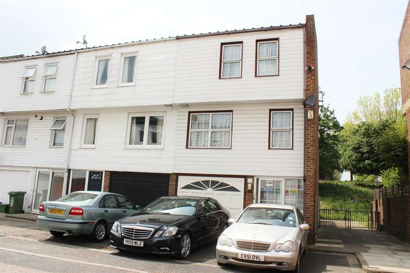4 Bedrooms End Of Terrace House for sale in Saint Martins, Erith, Kent, DA18 4DZ