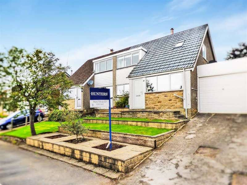 3 Bedrooms Semi Detached House for sale in Long Meadow, Skipton