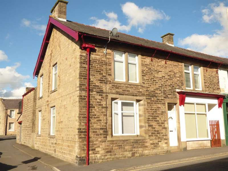 4 Bedrooms Semi Detached House for sale in The Old Bakery, 16 - 18 Gisburn Road, Barnoldswick