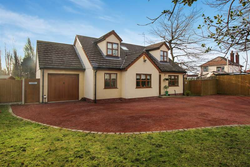 4 Bedrooms Detached House for sale in The Poplars, Hudson Place, Upton, Wirral, CH49 4JL