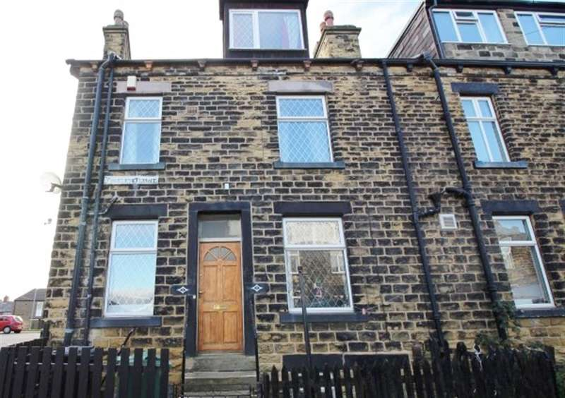 2 Bedrooms Terraced House for sale in Ferncliffe Terrace, LS13