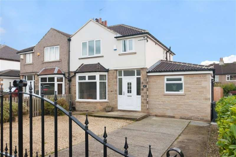 3 Bedrooms Semi Detached House for sale in Carr Road, LS28 5RT