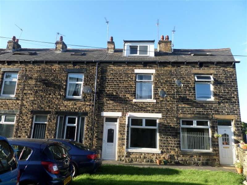 3 Bedrooms Terraced House for sale in Oakroyd Terrace, Stanningley, Pudsey, LS28