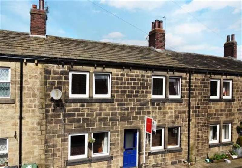 3 Bedrooms Terraced House for sale in Sandhurst Street, Calverley, LS28