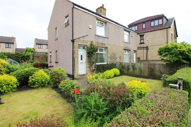 2 Bedrooms Semi Detached House for sale in Bryanstone Road, BD4