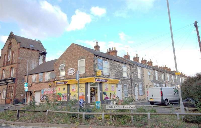 2 Bedrooms Commercial Property for sale in Garfield Terrace, Leeman Road, York, YO26 4XU