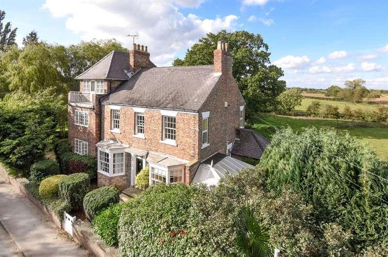 5 Bedrooms Detached House for sale in Main Street, Elvington, York, YO41 4AA