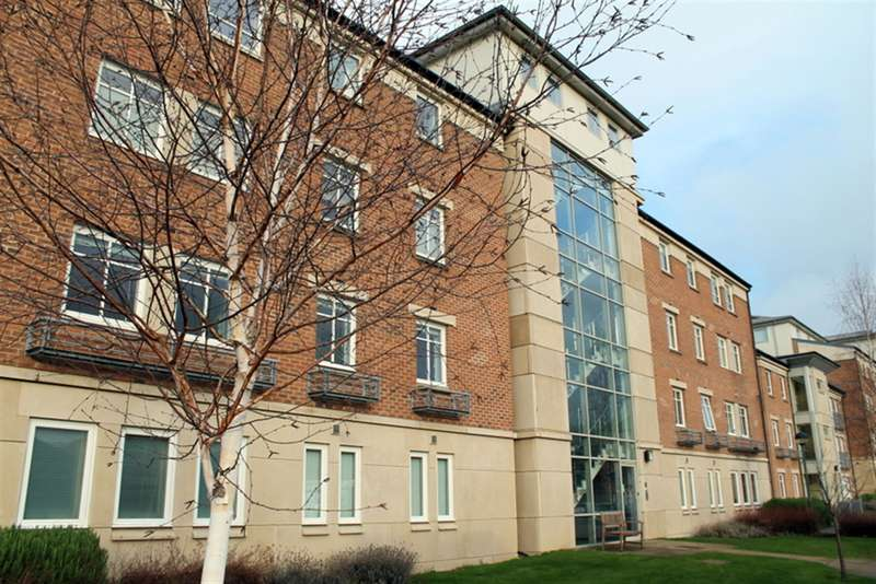 2 Bedrooms Flat for sale in Fulford Place, Hospital Fields Road, York, YO10 4FF