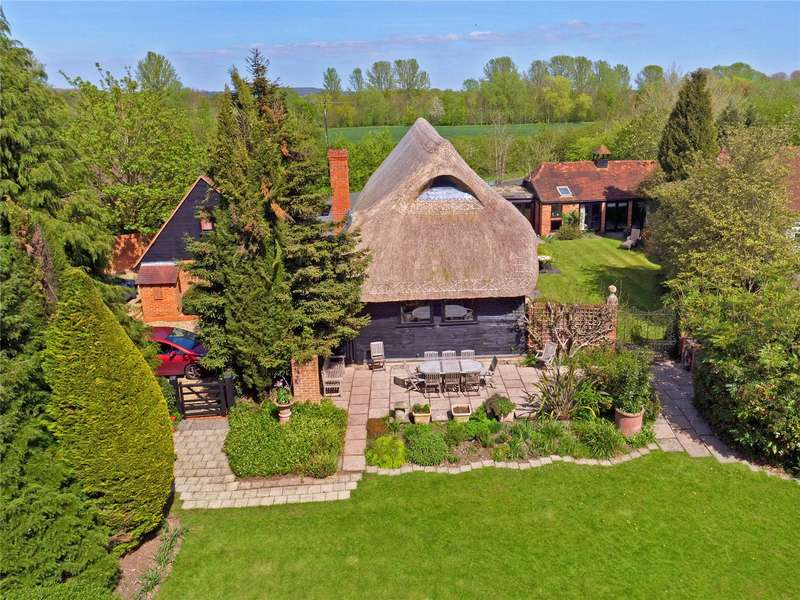 6 Bedrooms Detached House for sale in Sonning Eye, Reading, Oxfordshire, RG4