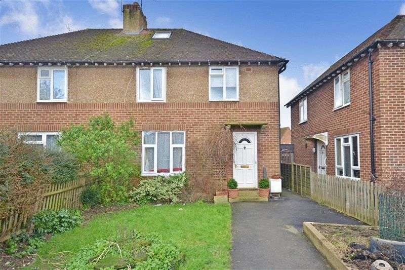4 Bedrooms Semi Detached House for sale in Bramber Road, Chichester