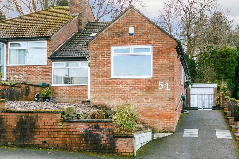 3 Bedrooms Bungalow for sale in Queensway, Ashton-Under-Lyne, Lancashire, OL5 9PA