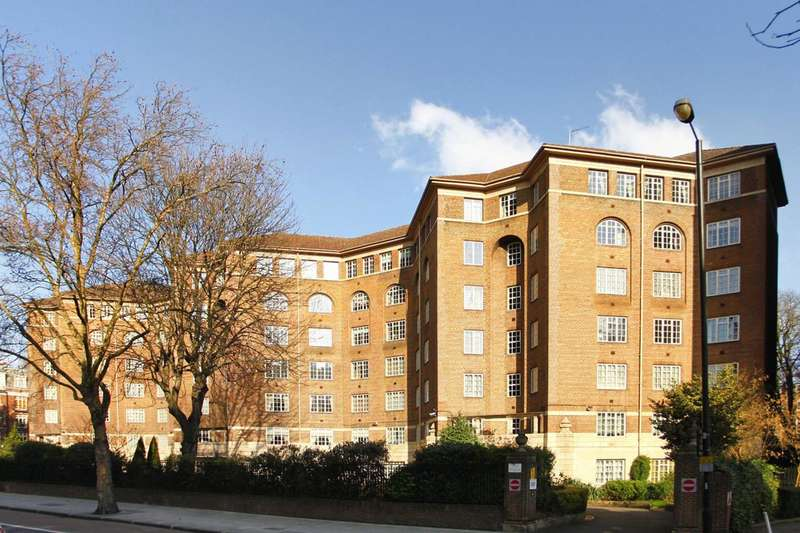 3 Bedrooms Flat for sale in Cropthorne Court, Maida Vale, W9