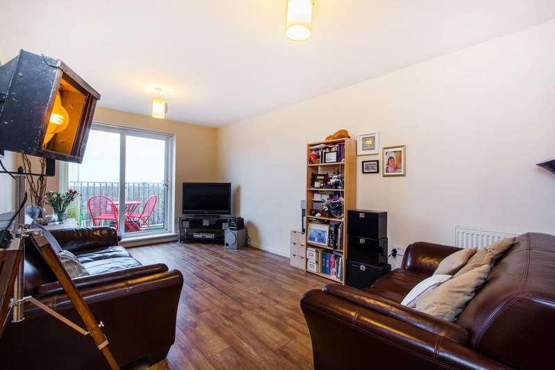 1 Bedroom Penthouse Flat for sale in Blytheswood Place, Streatham, SW16