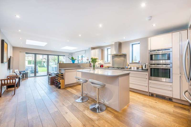 5 Bedrooms House for rent in Barrowgate Road, Chiswick, W4