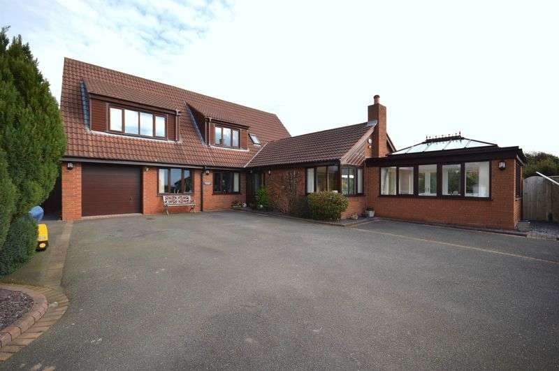 4 Bedrooms Detached House for sale in Simonsbridge, Caldy