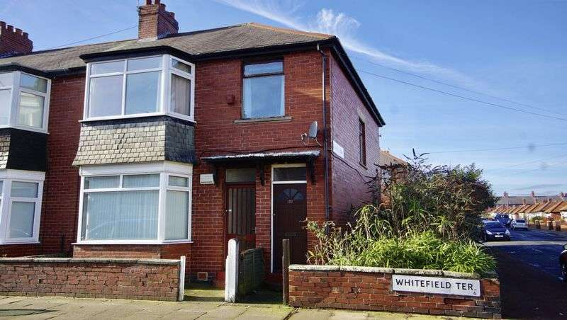 3 Bedrooms Flat for sale in WHITEFIELD TERRACE, Heaton
