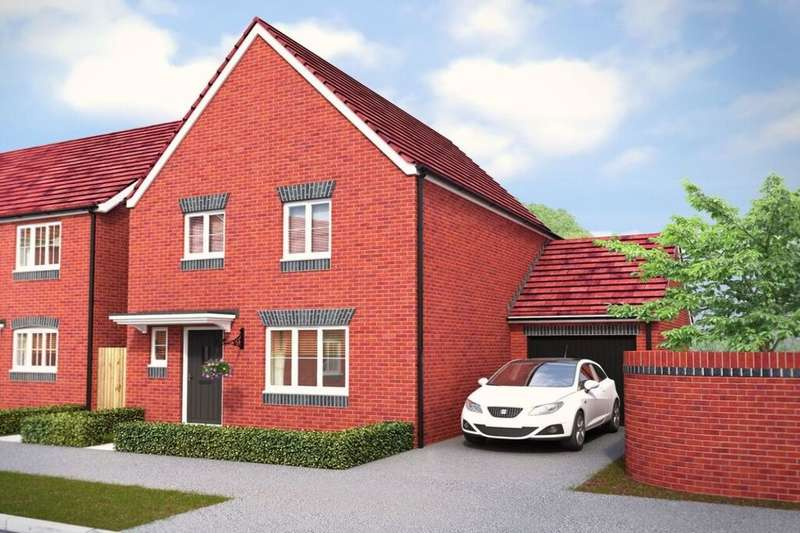 3 Bedrooms Property for sale in The Aspen Sommerfeld Road, Hadley, Telford, TF1