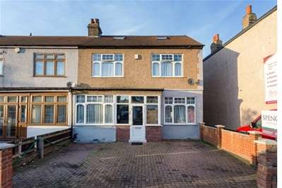 5 Bedrooms End Of Terrace House for sale in Redbridge Lane East, Ilford