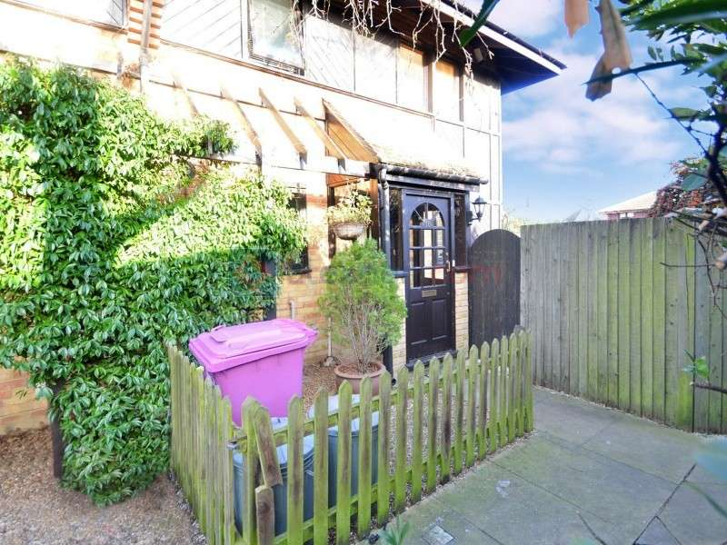 2 Bedrooms Cluster House for sale in Friars Mead, Isle of Dogs E14