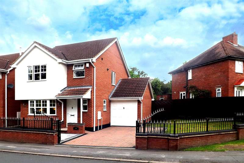 3 Bedrooms Detached House for sale in Junction Road, Stourbridge, DY8 1JU