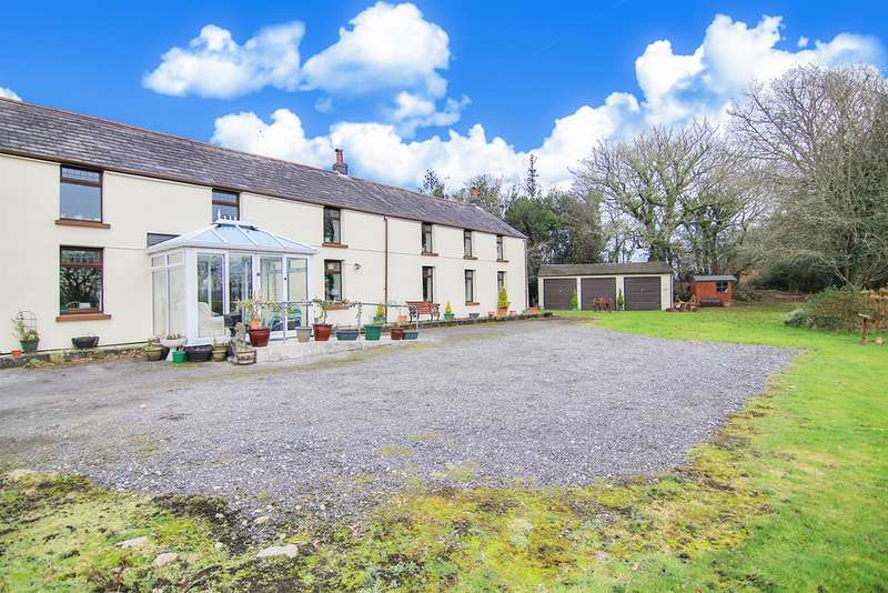 4 Bedrooms Unique Property for sale in Penywaunfach Cottages, Felindre, Swansea