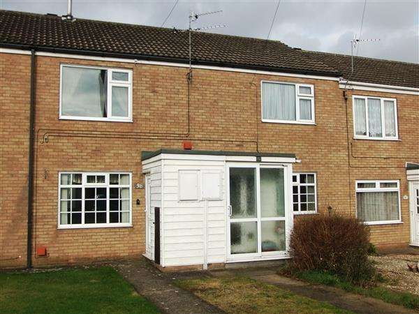 2 Bedrooms Flat for sale in Ancaster Court, Scunthorpe