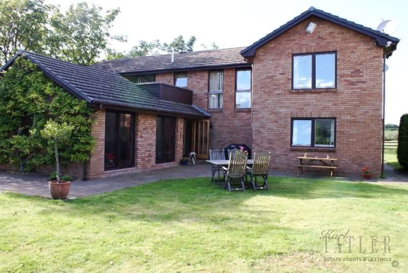 4 Bedrooms Detached House for sale in The Akbar, Heswall, Wirral