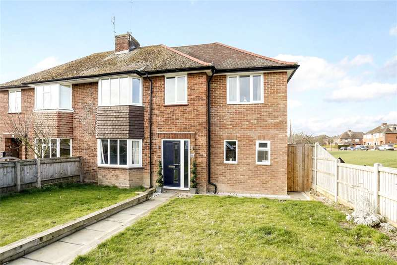 4 Bedrooms Semi Detached House for sale in Fishermans Way, Bourne End, Buckinghamshire, SL8