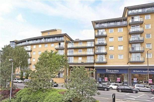 2 Bedrooms Flat for sale in Berberis House, Highfield Road, Feltham