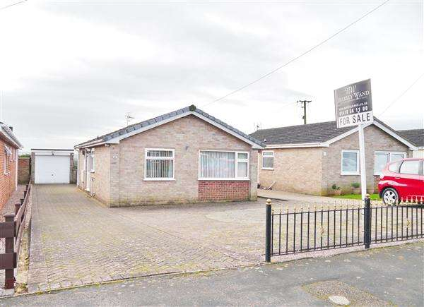 2 Bedrooms Detached Bungalow for sale in Adamstiles, Barrowby, Grantham