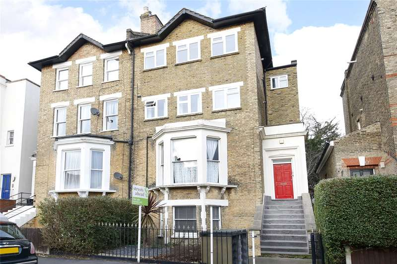 2 Bedrooms Apartment Flat for sale in Belvedere Road, London