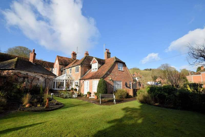 3 Bedrooms Semi Detached House for sale in High Street, Streatley, RG8