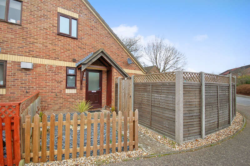 1 Bedroom End Of Terrace House for sale in Coriander Drive, Thetford