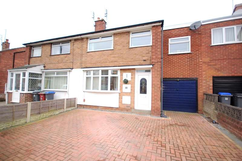 4 Bedrooms Terraced House for sale in Meanwood Avenue, Blackpool