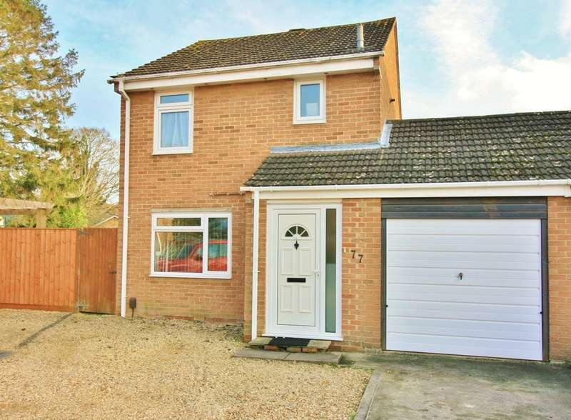 3 Bedrooms Semi Detached House for sale in Chorefields, Kidlington