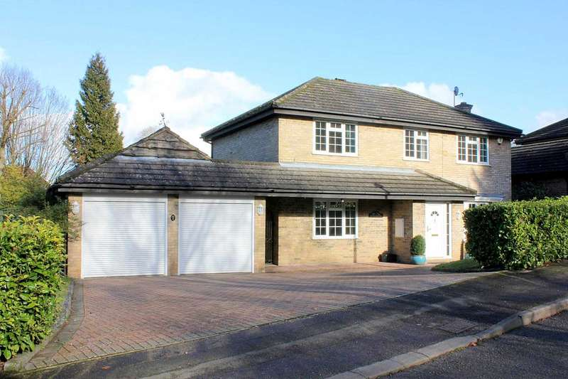 4 Bedrooms Detached House for sale in 4 BED DETACHED WITH DOUBLE GARAGE IN BEECHWOOD PARK, FELDEN