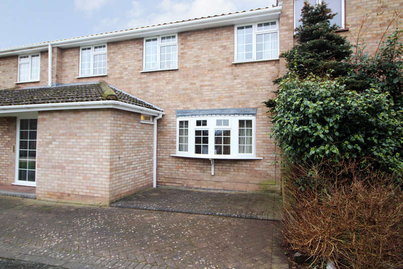 3 Bedrooms Terraced House for sale in Trimnel Green, Droitwich, WR9