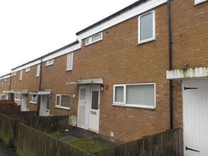 3 Bedrooms End Of Terrace House for sale in Wealdstone, Telford, Shropshire, United Kingdom