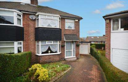 3 Bedrooms Semi Detached House for sale in Hammerton Close, Sheffield, South Yorkshire