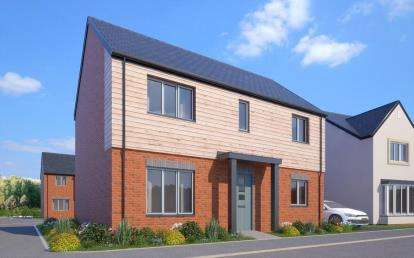 4 Bedrooms Detached House for sale in Clyst St Mary, Exeter