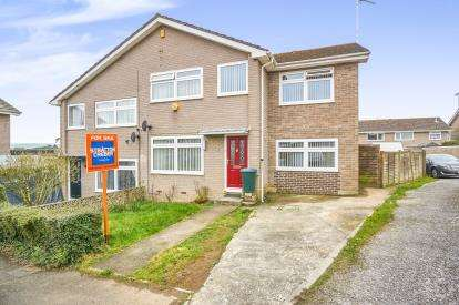 5 Bedrooms Semi Detached House for sale in Torpoint, Cornwall, Torpoint