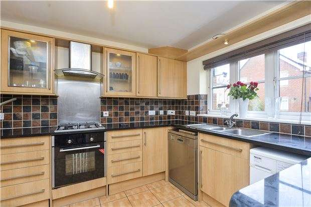 4 Bedrooms Property for sale in Terrett Avenue, Headington, OXFORD, OX3 8FF