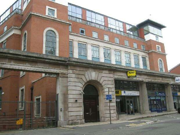 3 Bedrooms Apartment Flat for sale in 15 Hatton Gardens, Liverpool