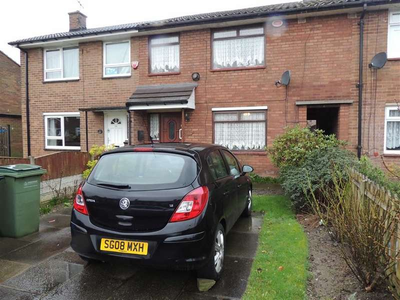 2 Bedrooms Property for sale in Overton Crescent, Hazel Grove, Stockport